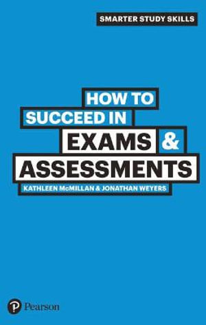 Cover of How to Succeed in Exams & Assessments