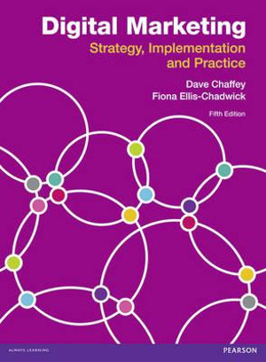 Cover of Digital Marketing    cp