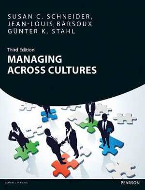 Cover of Managing Across Cultures