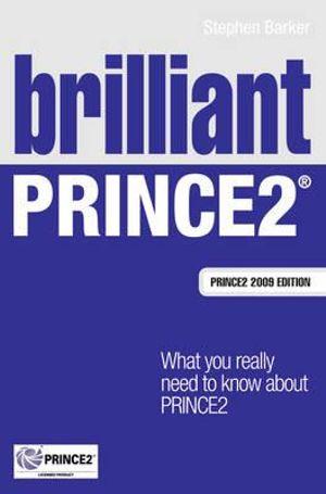 Cover of Brilliant PRINCE2