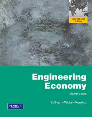 Cover of Engineering Economy