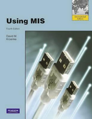 Cover of Using MIS