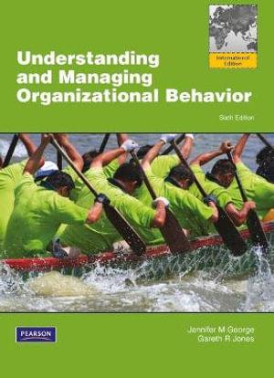 Cover of Understanding and Managing Organizational Behavior