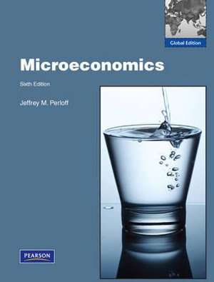 Cover of Microeconomics Pearson International Edition Global Edition