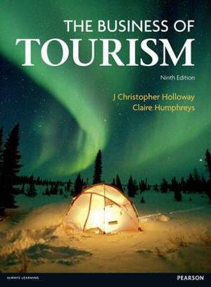 Cover of The Business of Tourism