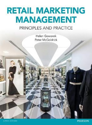Cover of Retail Marketing Management