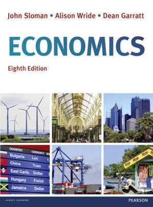 Cover of Economics