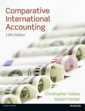Cover of Comparative International Accounting