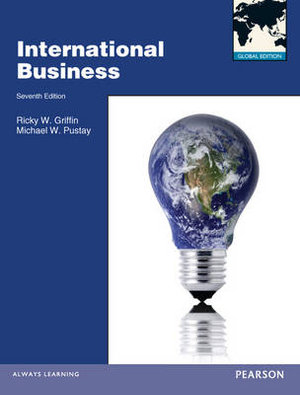 Cover of International Business Global Pearson International Edition