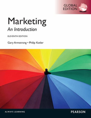 Cover of Marketing Global Pearson International Edition