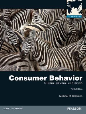Cover of Consumer Behavior Global Ed