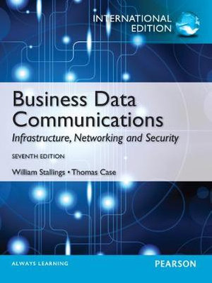 Cover of Business Data Communications