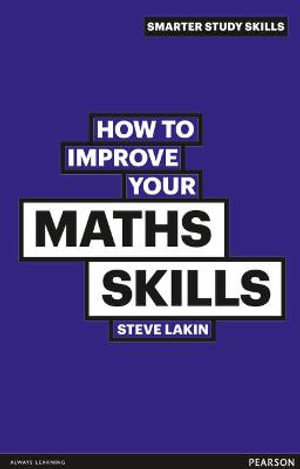 Cover of How to Improve Your Maths Skills