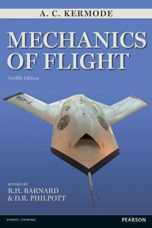 Cover of Mechanics of Flight