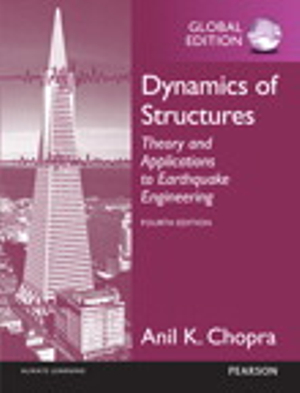 Cover of Dynamics of Structures