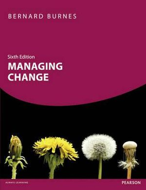 Cover of Managing Change
