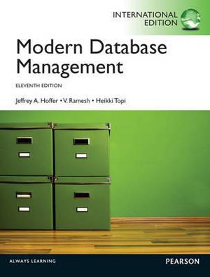 Cover of Modern Database Management