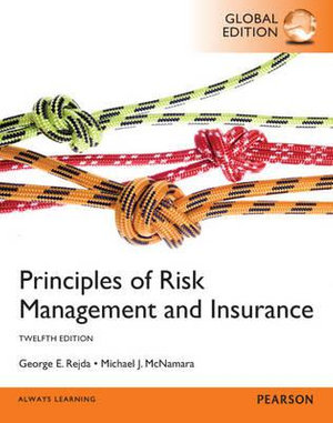 Cover of Principles of Risk Management and Insurance
