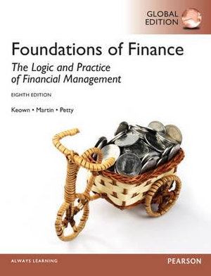Cover of Foundations of Finance