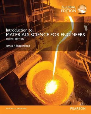 Cover of Introduction to Materials Science for Engineers