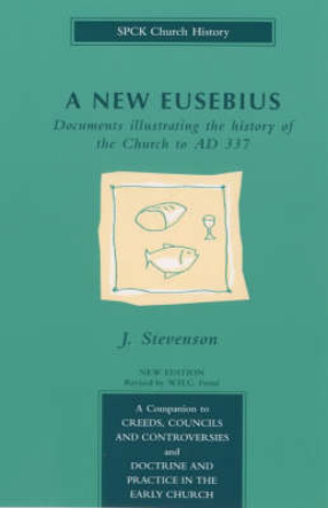 Cover of A New Eusebius