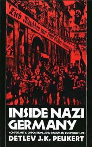 Cover of Inside Nazi Germany