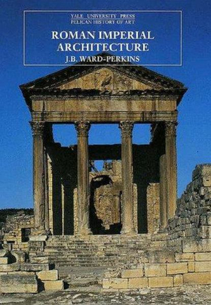 Cover of Roman Imperial Architecture