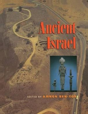 Cover of The Archaeology of Ancient Israel