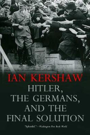 Cover of Hitler, the Germans, and the Final Solution