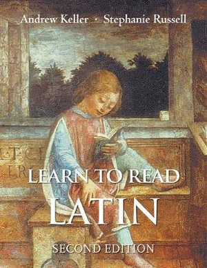Cover of Learn to Read Latin