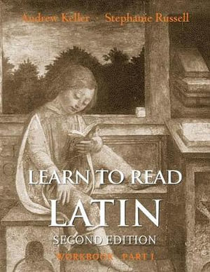Cover of Learn to Read Latin, Second Edition (Workbook Part 1)