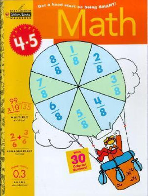 Cover of Math (Grades 4-5)