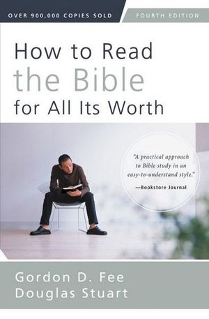Cover of How to Read the Bible for All Its Worth