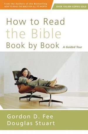 Cover of How to Read the Bible Book by Book