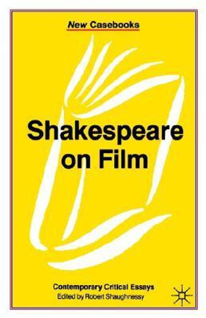 Cover of Shakespeare On Film