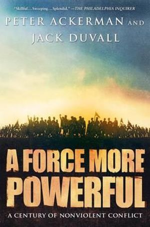 Cover of A Force More Powerful