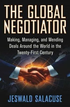 Cover of The Global Negotiator