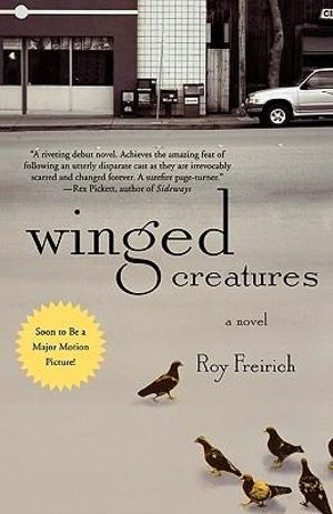 Cover of Winged Creatures