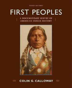 Cover of First Peoples