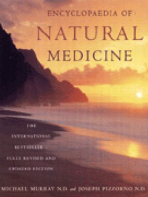Cover of Encyclopedia of Natural Medicine