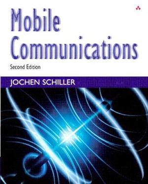 Cover of Mobile Communications Second Edition