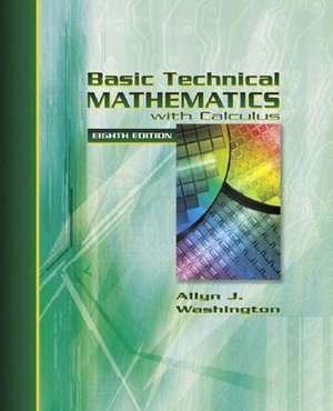 Cover of Basic Technical Mathematics with Calculus