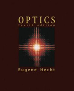 Cover of Optics