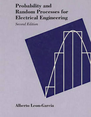 Cover of Probability and Random Processes for Electrical Engineering