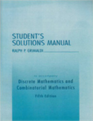 Cover of Discrete Mathematics and Combinatorial Mathematics