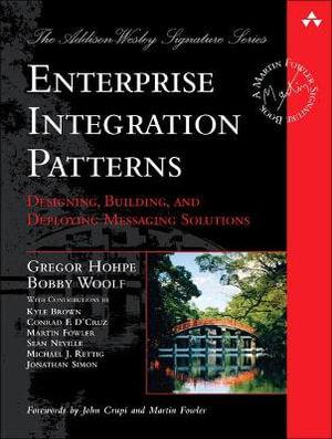 Cover of Enterprise Integration Patterns
