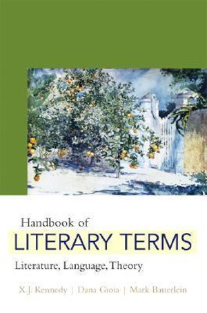 Cover of Handbook of Literary Terms