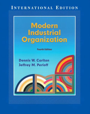 Cover of Modern Industrial Organization  Pie
