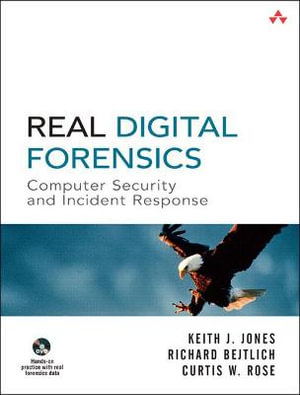 Cover of Internet forensics