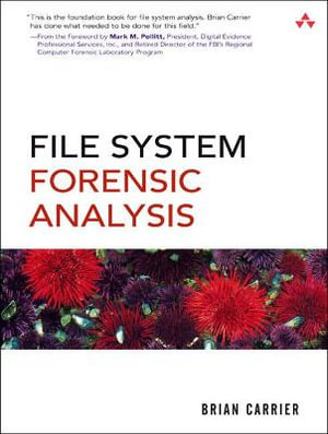 Cover of File system forensic analysis